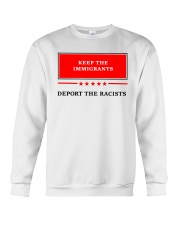 FACT SHIRT Crewneck Sweatshirt thumbnail