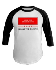 FACT SHIRT Baseball Tee thumbnail
