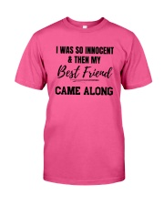 I WAS SO INNOCENT Classic T-Shirt front