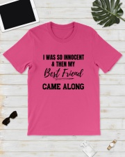 I WAS SO INNOCENT Classic T-Shirt lifestyle-mens-crewneck-front-17