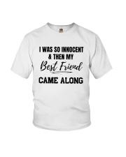I WAS SO INNOCENT Youth T-Shirt thumbnail