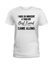 I WAS SO INNOCENT Ladies T-Shirt thumbnail
