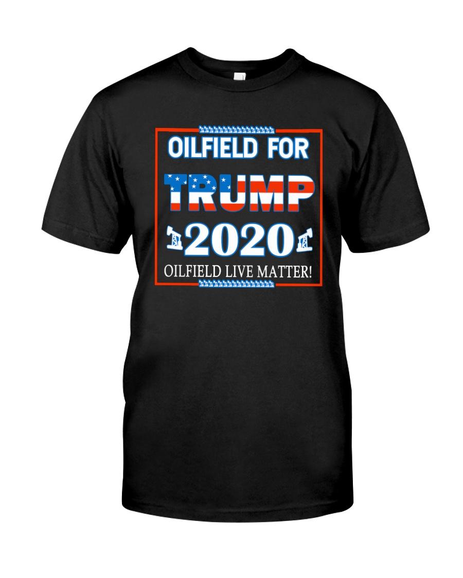 OLIFIELD FOR TRMP 2020 Classic T-Shirt