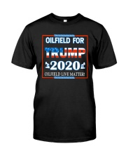 OLIFIELD FOR TRMP 2020 Classic T-Shirt front