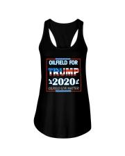 OLIFIELD FOR TRMP 2020 Ladies Flowy Tank thumbnail