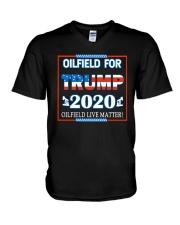 OLIFIELD FOR TRMP 2020 V-Neck T-Shirt thumbnail