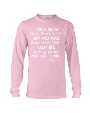Only 17 today- I'm a mom Long Sleeve Tee thumbnail