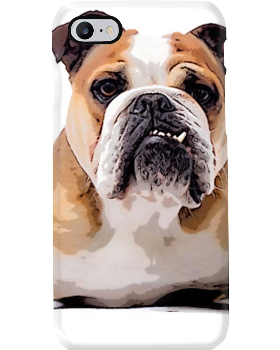 English Bulldog iPhone Case Phone Case