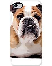 English Bulldog iPhone Case Phone Case i-phone-7-case