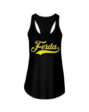 Letterkenny Ferda T-Shirt Ladies Flowy Tank thumbnail