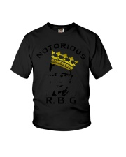 Womens Notorious RBG Youth T-Shirt tile
