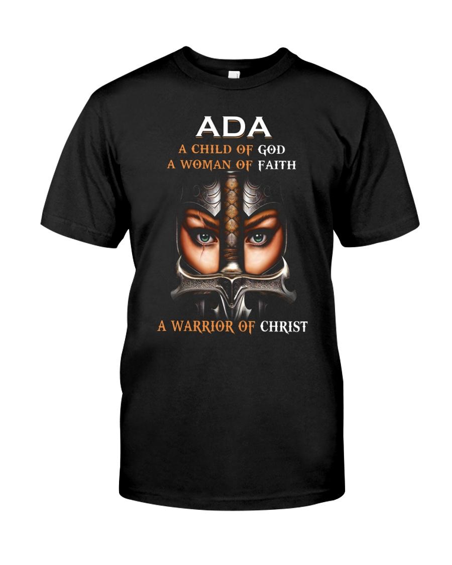 Ada Child of God Classic T-Shirt