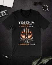 Yesenia Child of God Classic T-Shirt lifestyle-mens-crewneck-front-16