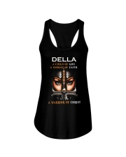 Della Child of God Ladies Flowy Tank thumbnail