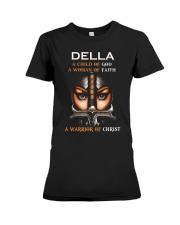 Della Child of God Premium Fit Ladies Tee thumbnail