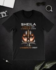 Sheila Child of God Classic T-Shirt lifestyle-mens-crewneck-front-16