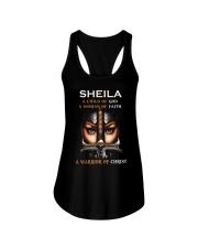 Sheila Child of God Ladies Flowy Tank thumbnail