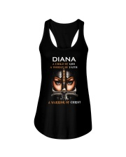 Diana Child of God Ladies Flowy Tank thumbnail
