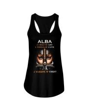 Alba Child of God Ladies Flowy Tank thumbnail