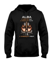 Alba Child of God Hooded Sweatshirt thumbnail