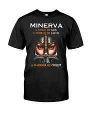 Minerva Child of God Classic T-Shirt front