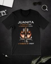 Juanita Child of God Classic T-Shirt lifestyle-mens-crewneck-front-16
