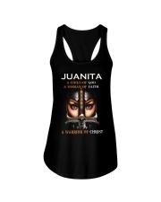 Juanita Child of God Ladies Flowy Tank thumbnail