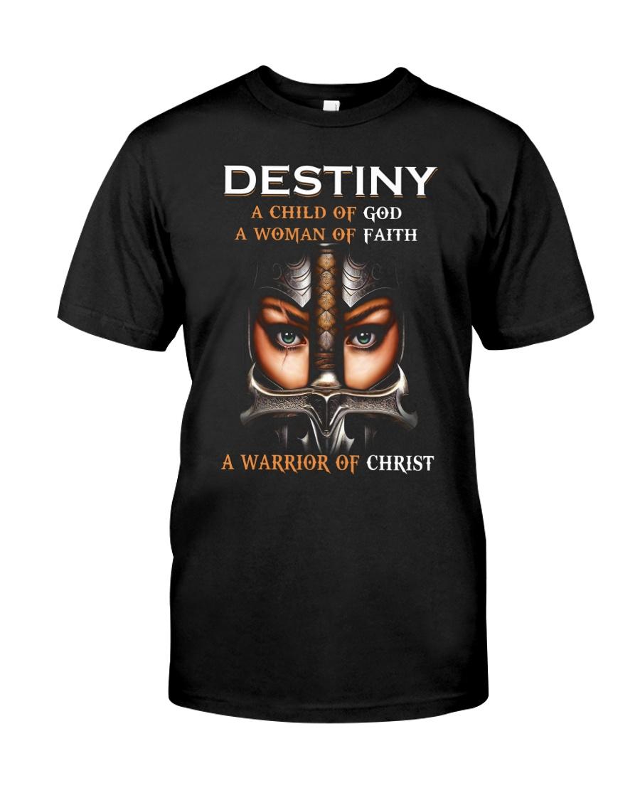 Destiny Child of God Classic T-Shirt