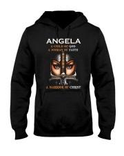 Angela Hooded Sweatshirt thumbnail