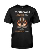 Morgan Child of God Classic T-Shirt front