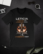 Leticia Child of God Classic T-Shirt lifestyle-mens-crewneck-front-16