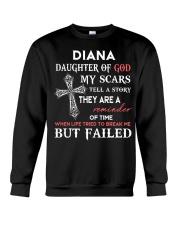 Diana Daught of God Crewneck Sweatshirt thumbnail