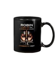 Robin Child of God Mug thumbnail
