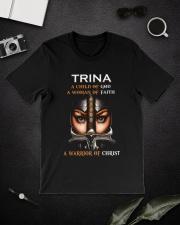 Trina Child of God Classic T-Shirt lifestyle-mens-crewneck-front-16