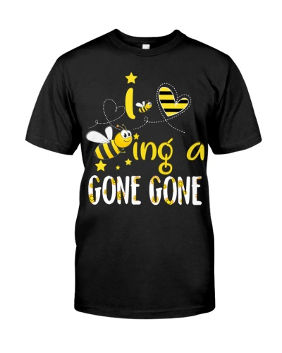 Bee - I love being a Gone Gone