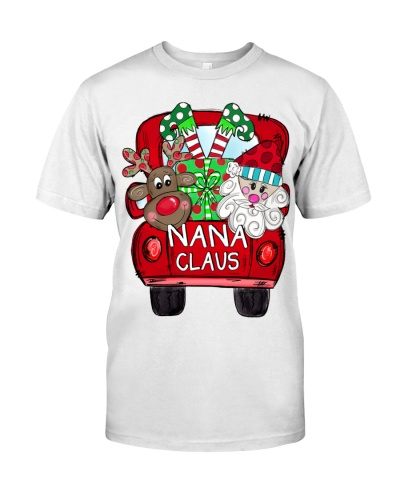 Nana Claus - Christmas Dc