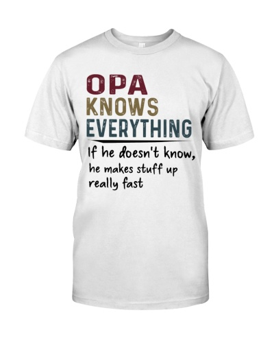 Opa Knows Everything - New V1