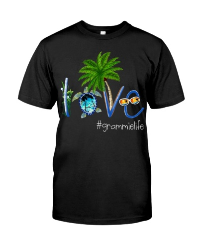Love Grammie Life - Sea
