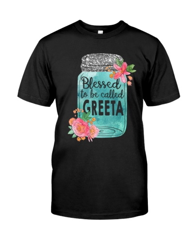Blessed To be Called Greeta - New Art