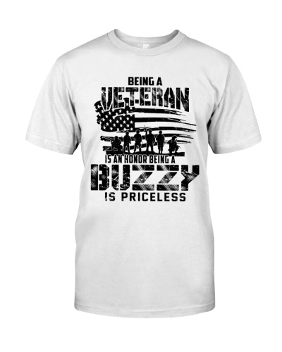 Veteran - Being A Buzzy Is Priceless  New
