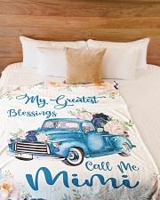 """blanket2 Large Fleece Blanket - 60"""" x 80"""" aos-coral-fleece-blanket-60x80-lifestyle-front-02"""