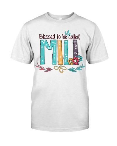 Blessed To Be Called Mili - Art