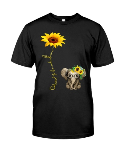 Blessed to be called nina - Elephant sunflower
