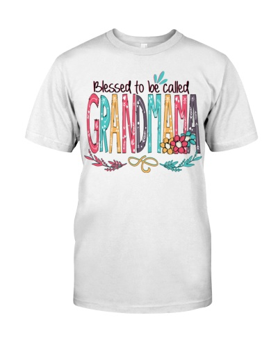 Blessed To Be Called Grandmama - Art