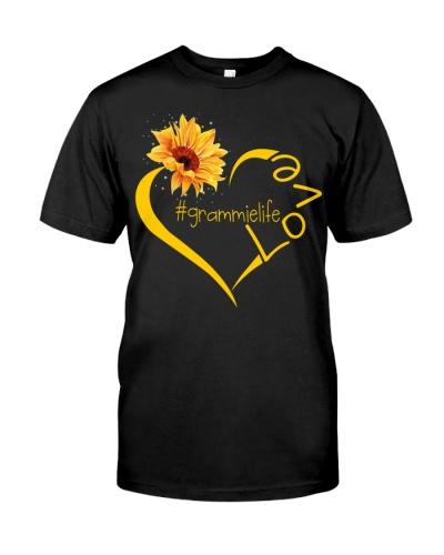 Love Grammie Life - New Sunflower