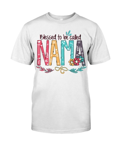 Blessed To Be Called Nama - Art