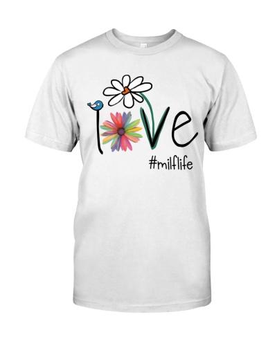 Love Milf Life - Flower Art