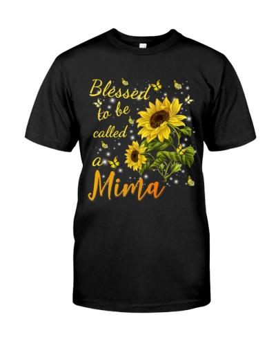 Sunflower - Blessed To Be Called A Mima