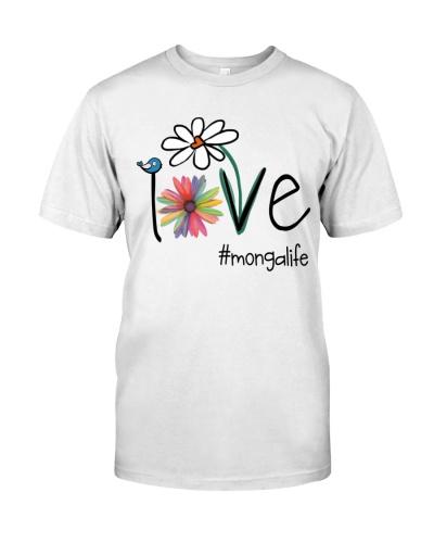 Love Monga Life - Flower Art