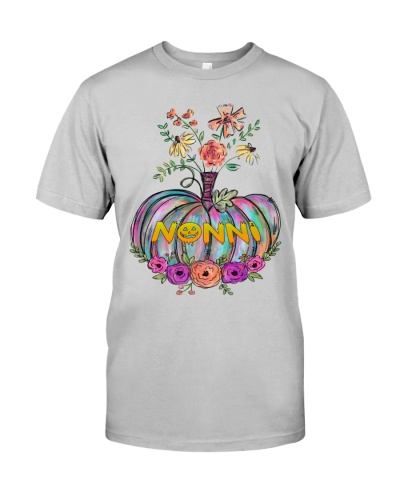 Nonni - Halloween Flower